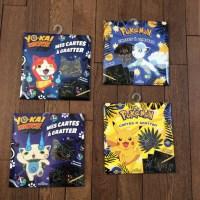 Cartes à gratter et cahiers de coloriage Pokémon