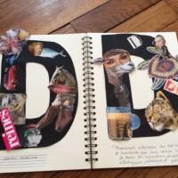 C comme... Collage et D comme... Dadaïsme