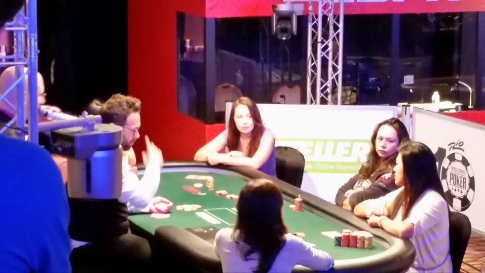 Science By Number explores Poker with Elizabeth Montizanti, a Pro Poker Player