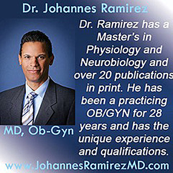 Johannes Ramirez, MD: Vitality And Longevity Centers - All About Delivering Babies and Being An OB/GYN!
