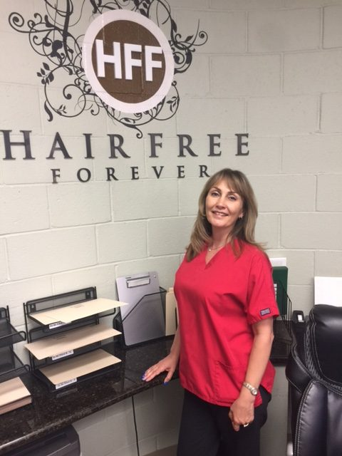 Ask Dr. Bunny.  Hair Free Forever??  Cheryl Conway, guest