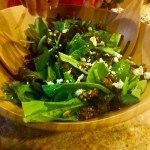 Patty's awesome salad is a hit!