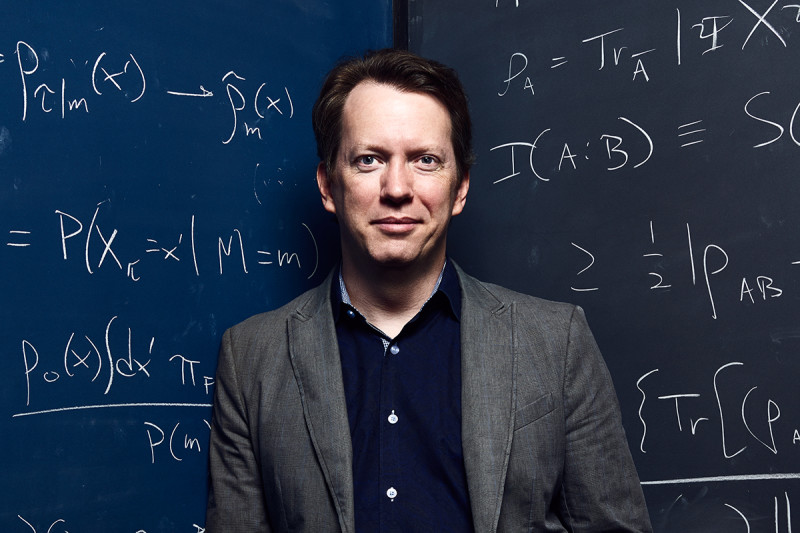 Sean Carroll Addresses Emerging Spacetime with Science by Number