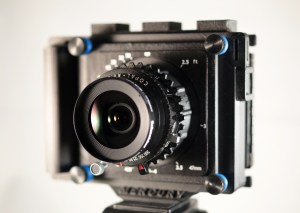 Mercury helical lens board system for ultrawide lenses (lens and camera not included)