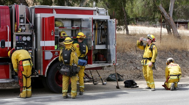 Southern California Palmer Fire 80 Percent Contained