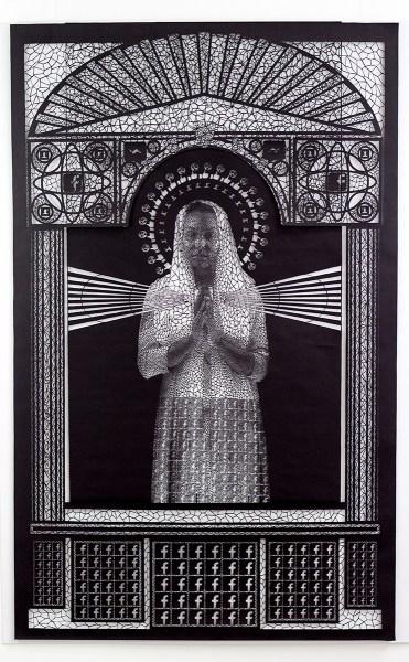 """Mary (2015), 40 x 60"""""""