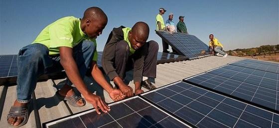 solar Nigeria