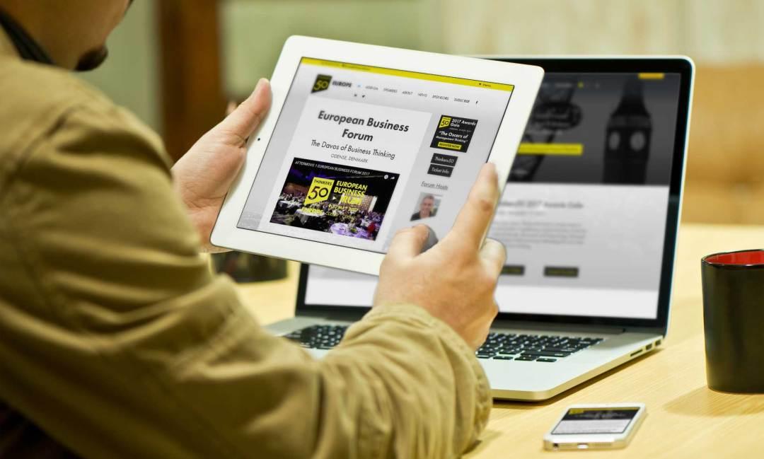 Business Forum Website
