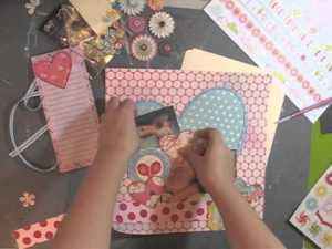 Scrapbooking Process: So Fairy Sweet