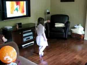 Fairy Livie Dancing