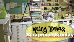 Scraproom Tour June 2016 Part 2