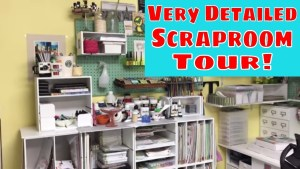 Extremely Detailed Scraproom Tour 2018