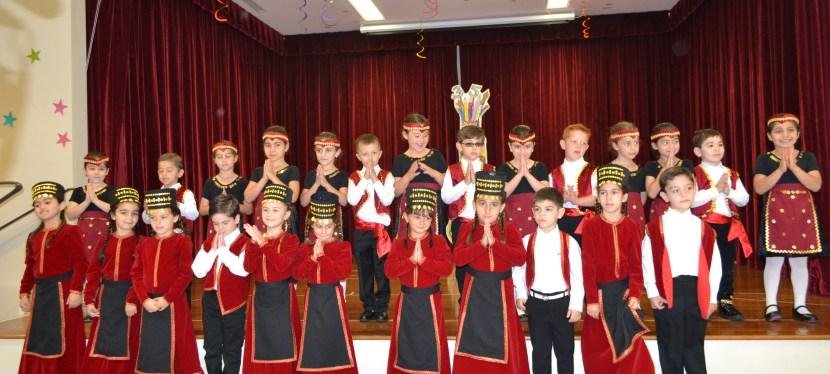 The Year-End Harvest of the Merdinian Armenian Evangelical School