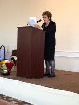 Suzie Phillips, Founding Member & Honoree