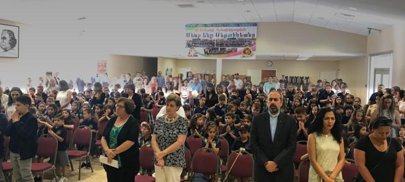 C&M Merdinian Armenian Evangelical School Opens its Doors for the 2019-20 Academic Year