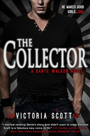 The Collector (Dante Walker #1) by @VictoriaScottYA Review and Giveaway