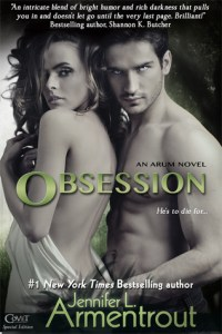 Book Review: Obsession by Jennifer L. Armentrout