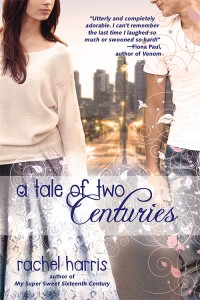 New Release: Tale of Two Centuries by Rachel Harris + Giveaway