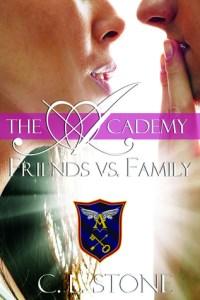 Friends vs Family