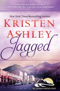 Mini Book Review – Jagged by Kristen Ashley