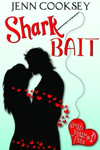 Book Review: Shark Bait (Grab Your Pole #1) by Jenn Cooksey + Giveaway