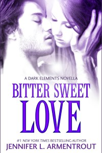 Sneak Peek at Jennifer L. Armentrout's upcoming novella BITTER SWEET LOVE