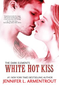 Release Day Launch / ARC Review: White Hot Kiss by Jennifer L. Armentrout + Giveaway!