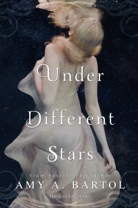 12 Days of Reviews & Giveaways: Under Different Stars by Amy A. Bartol