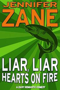 Guest Post: Liar, Liar Hearts on Fire by Jennifer Zane