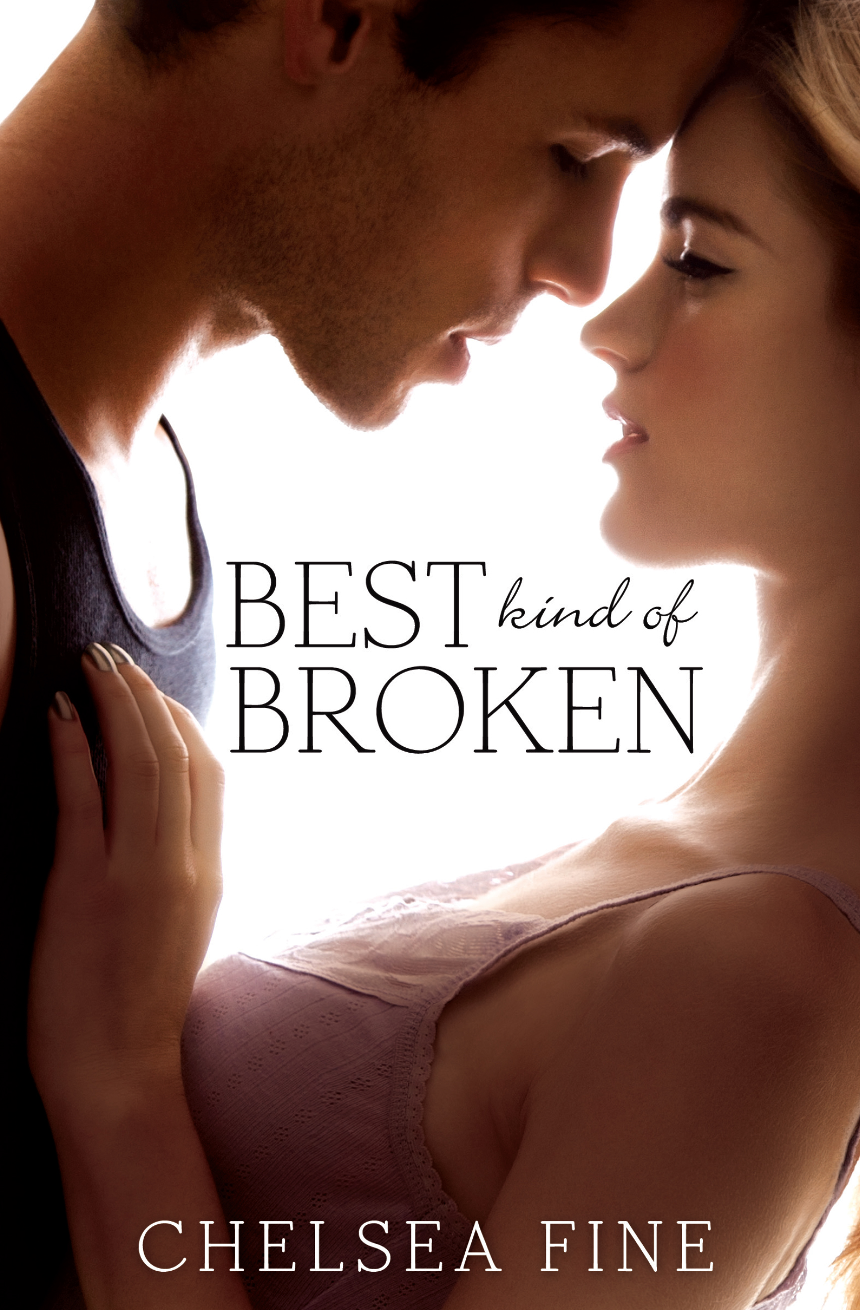 Best Kind of Broken by Chelsea Fine: Release Day Launch!!!