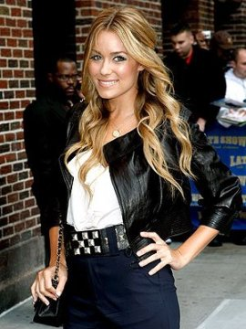 I don't like Lauren Conrad but I could see her playing Gia.