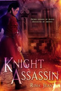 BLOG TOUR: Knight Assassin by Rima Jean: Review + GIVEAWAY!!!