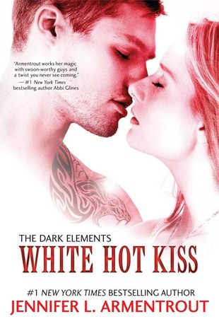 ARC Review: White Hot Kiss by Jennifer Armentrout