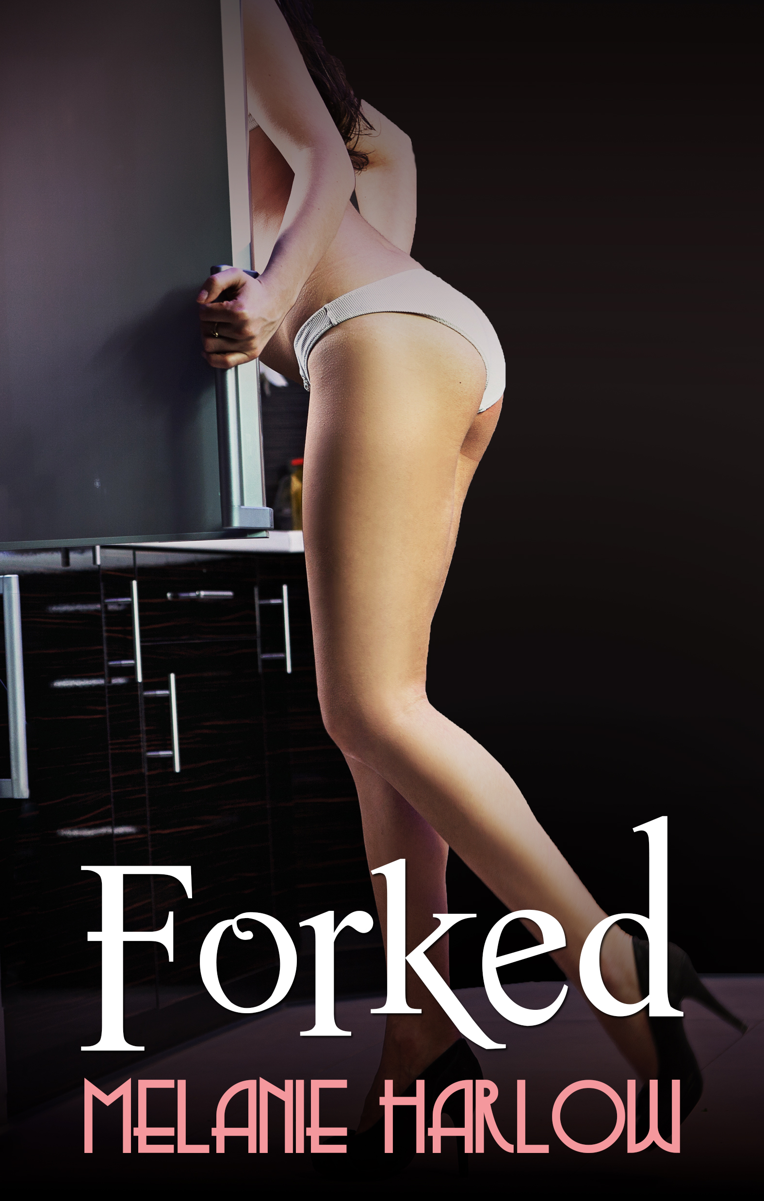 Cover Reveal: Forked by Melanie Harlow