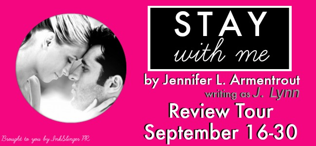 Book Review: Stay With Me by J. Lynn (Blog Tour)