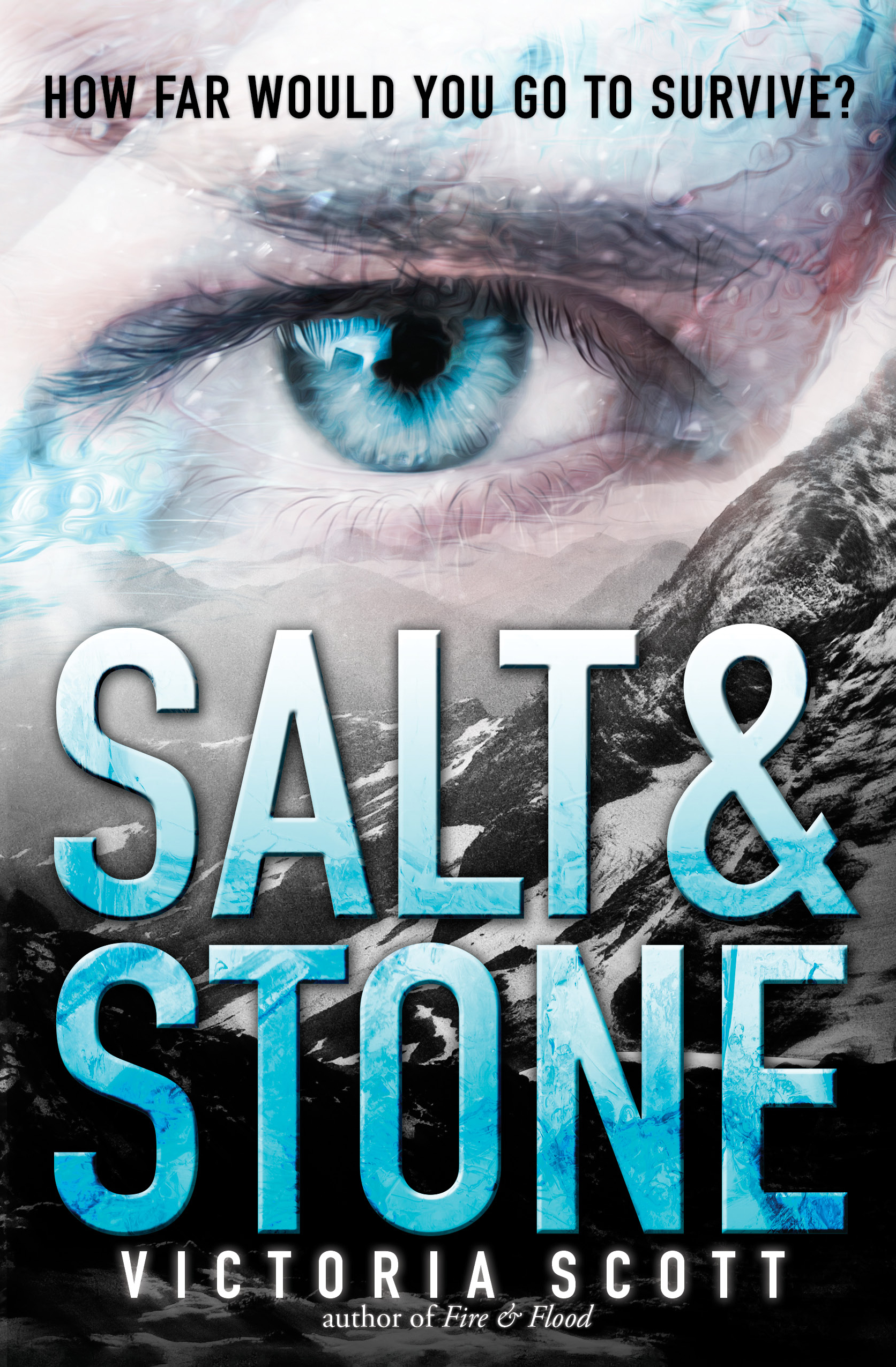 Cover Reveal: Salt & Stone by Victoria Scott (Countdown + Giveaway!)