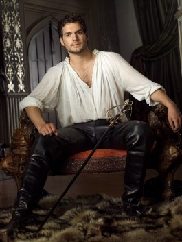 I find it very delightful to imagine Cavill as Duval.