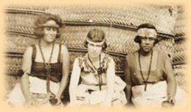 Margaret Mead 1925 Samoa