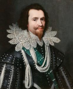 Duke of Buckingham King Charles I