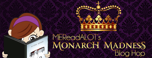 MEReadALOT's Monarch Madness Blog Hop