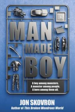 Man Mad Boy cover