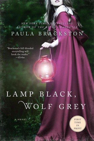 ARC Review: Lamp Black, Wolf Grey by Paula Brackston