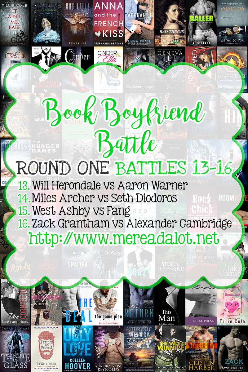 Book Boyfriend Battles 13-16