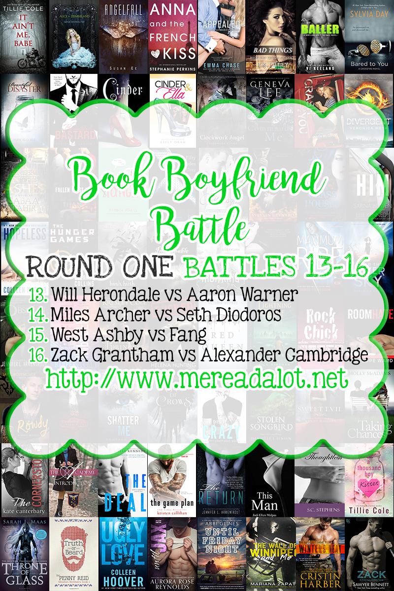 Book Boyfriend Battles 13-16