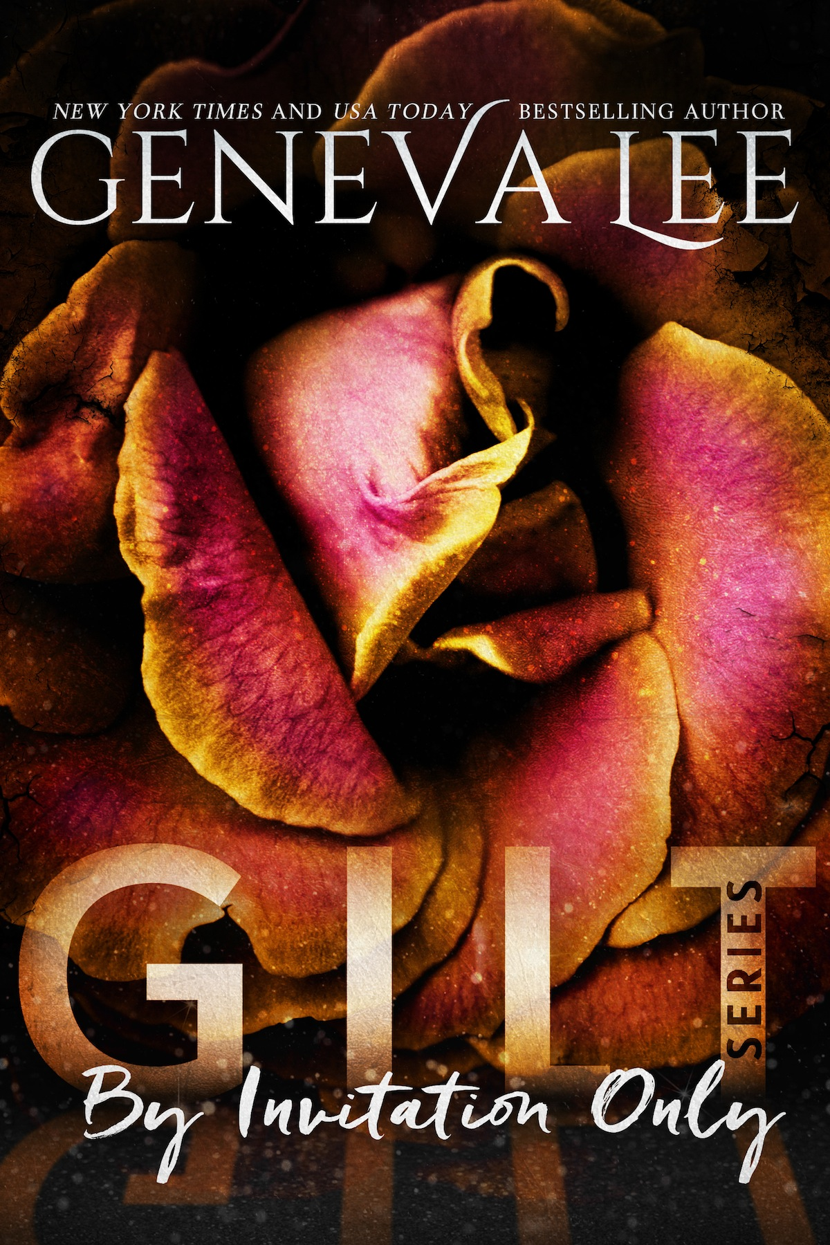Cover Reveal & Giveaway: Gilt by Geneva Lee