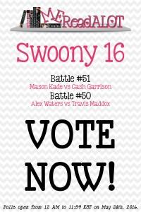 Book Boyfriend Battles – Swoony 16 – Day 2