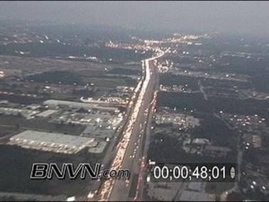 Hurricane Rita Evacuation footage