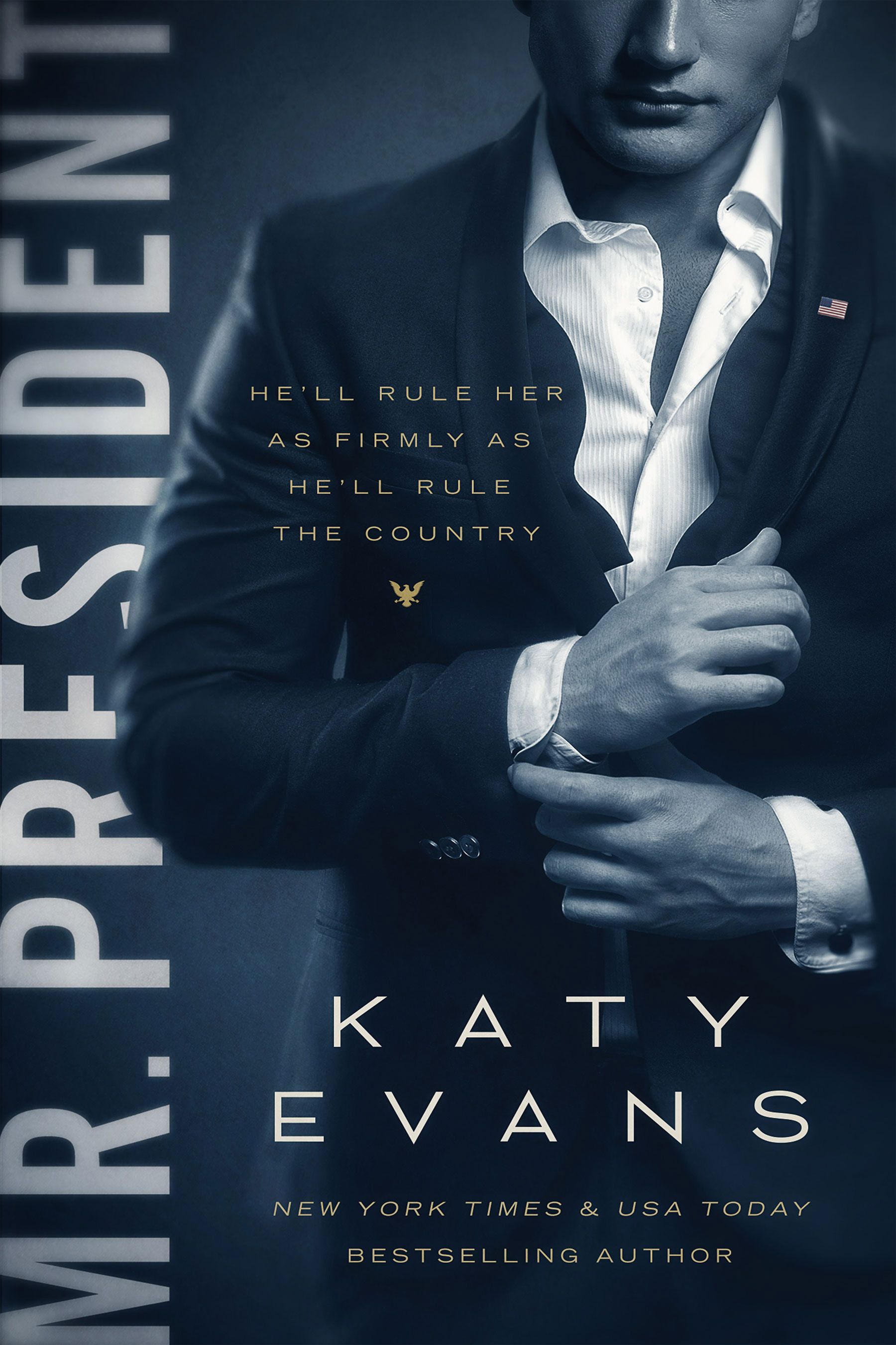 Mr. President by Katy Evans + GIVEAWAY!