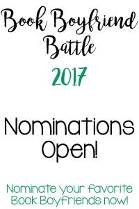 Book Boyfriend Battle 2017!