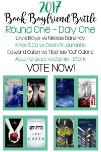 Book Boyfriend Battle – First Round – Day One